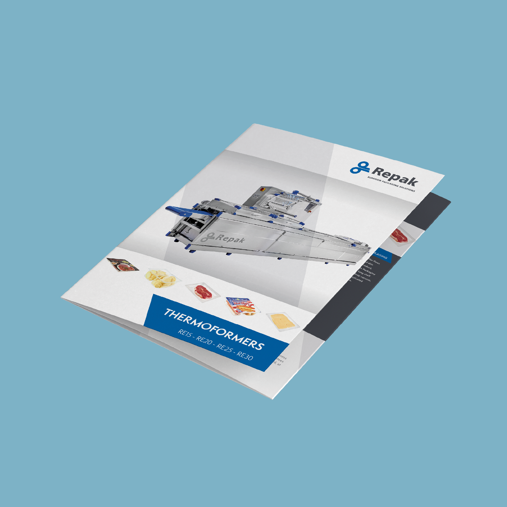 Repak Drukwerk Brochure