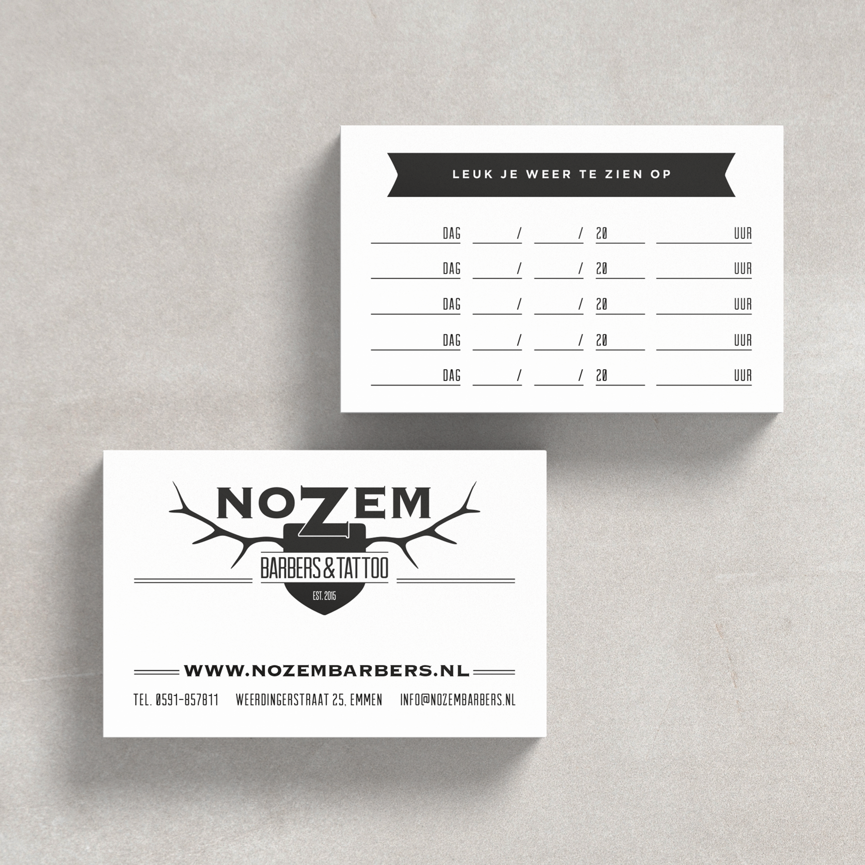Nozem Barbers & Tattoo