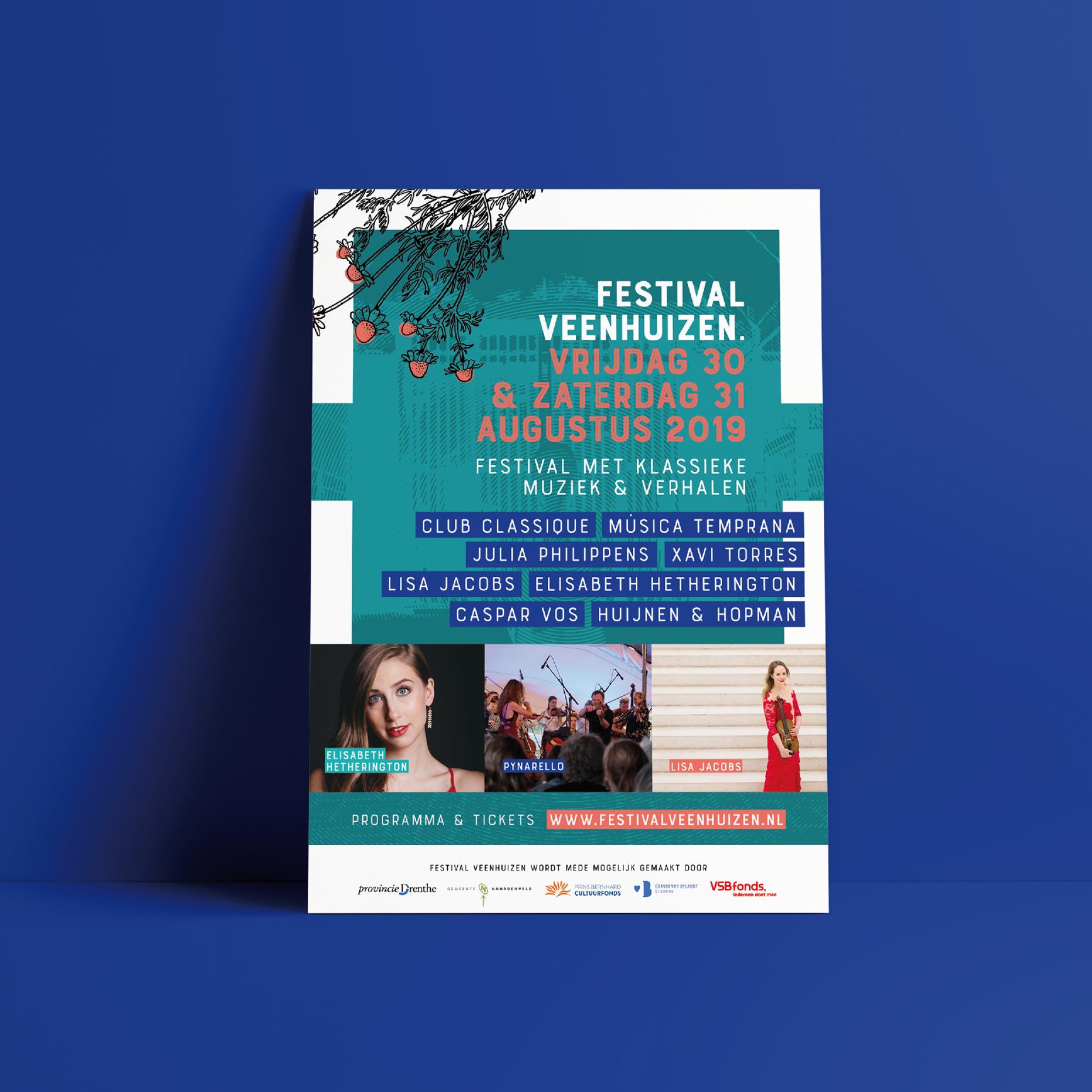 Festival Veenhuizen Drenthe Klassieke muziek